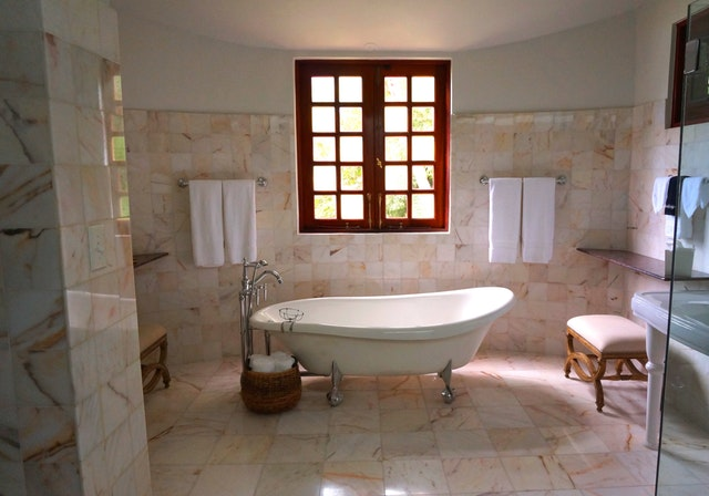 Bathroom remodeling Spa